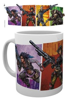 Tasse  Borderlands 3 - Vault Hunters