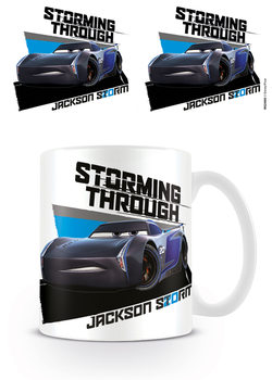 Tasse  Cars 3 - Storming Through