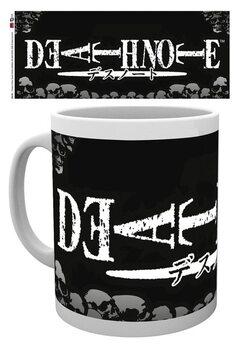 Becher Death Note - Logo