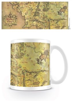 Tasse Der Herr der Ringe - Middle Earth