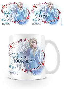 Tasse Die Eiskönigin: Völlig unverfroren 2 - Trust Your Journey