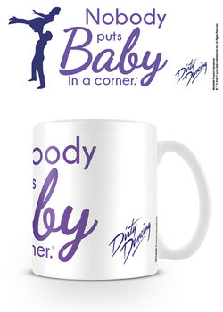 Tasse Dirty Dancing - Nobody puts Baby in a Corner