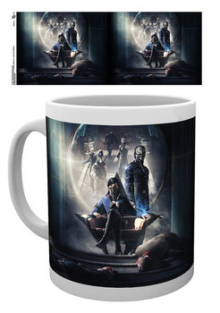 Tasse Dishonored 2 - Throne