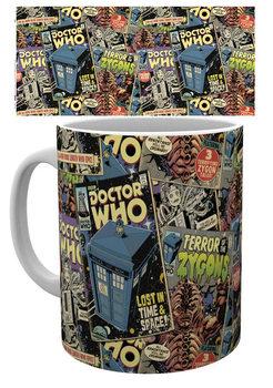 Tasse Doctor Who - Comic Books