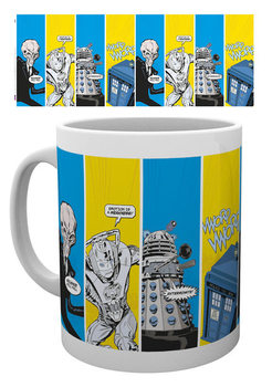 Tasse Doctor Who - Space Cadets