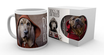 Tasse Dogs In Da Hood - Wrap