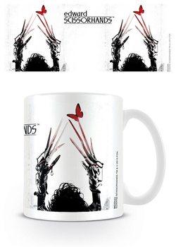 Tasse Edward mit den Scherenhänden - Delicate