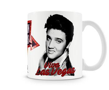 Becher Elvis Presley - Live in Vegas