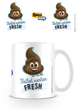 Tasse Emoji: Der Film - Toilet Water Fresh