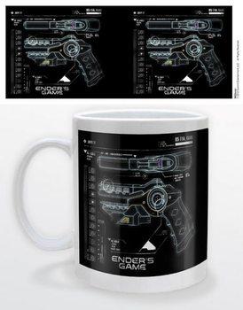 Tasse Ender's game - gun