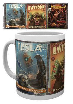 Tasse Fallout - Comics