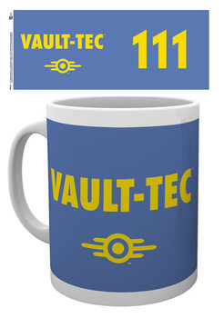 Tasse Fallout - Vault tech