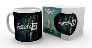 Tasse Fallout - VR Cover