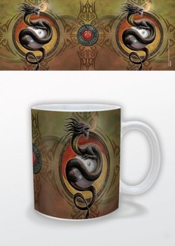 Tasse Fantasy - Yin Yang Protector, Anne Stokes