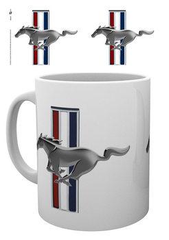 Tasse Ford - Mustang Logo