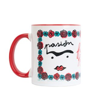 Tasse Frida Kahlo - Passion