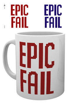 Tasse Gaming - Epic Fail