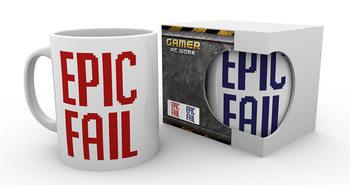 Tasse Gaming - Epic Fail