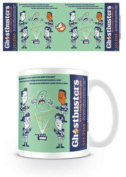 Tasse Ghostbusters - Call Now