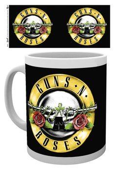 Becher Guns N Roses - Logo