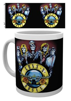 Tasse Guns N Roses - Skeleton