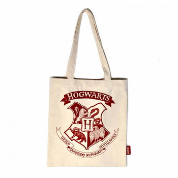 Harry Potter - Hogwarts Crest One Colour Tas