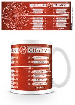 Tasse  Harry Potter - Spells & Charms