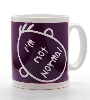 Tasse I'm Not Normal