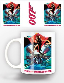 Tasse  James Bond - spy who loved me