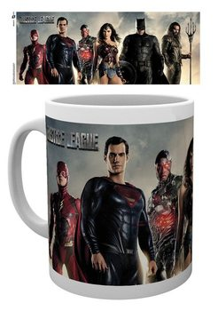 Tasse Justice League - Characters