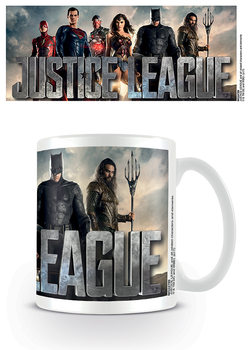 Tasse  Justice League - Teaser