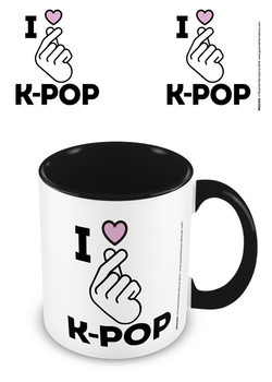 Tasse K-Pop - I Love K-Pop
