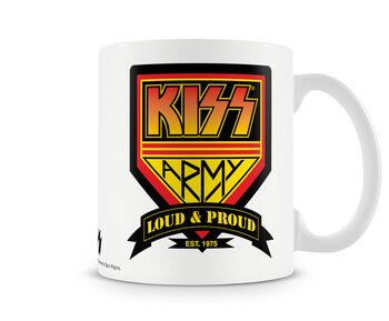 Becher Kiss - Army