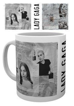 Tasse  Lady Gaga - Notes