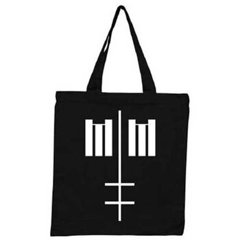 Marilyn Manson - Cross Logo Tas
