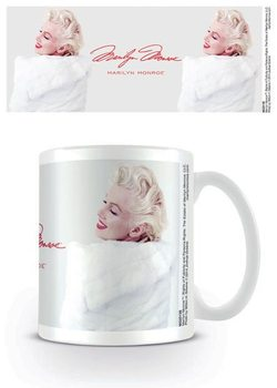 Tasse Marilyn Monroe - White Fur
