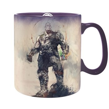 Tasse Marvel - Powerful Thanos