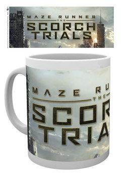 Tasse Maze Runner: Die Auserwählten in der Brandwüste - Logo