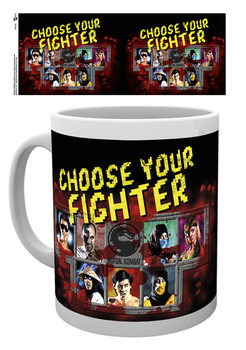 Tasse Mortal Kombat - Fighter