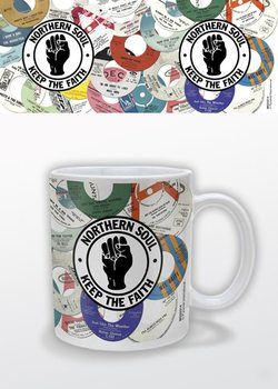 Tasse Northern Soul Labels