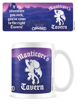 Tasse Onward - Manticore's Tavern