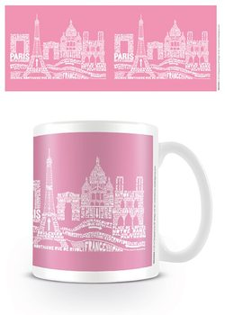 Tasse Paris - Citography