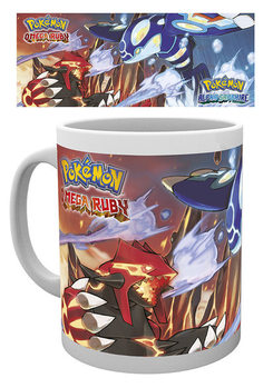 Tasse Pokémon - Oras