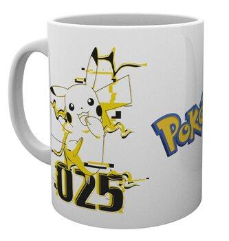 Becher Pokemon - Pikachu Two Colour