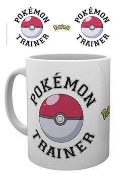 Tasse Pokemon - Trainer