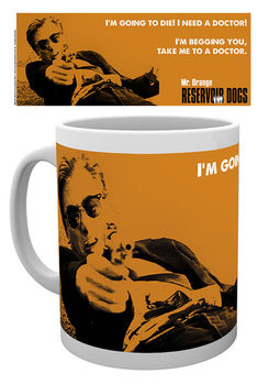 Tasse Reservoir Dogs: Wilde Hunde - Mr Orange