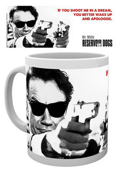 Tasse  Reservoir Dogs: Wilde Hunde - Mr White