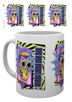 Tasse Rick And Morty - Crazy