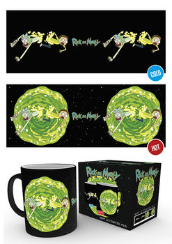Tasse Rick and Morty - Portal