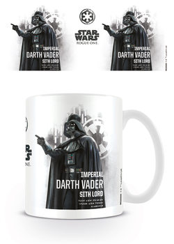 Tasse Rogue One: Star Wars Story - Darth Vader Profile